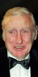 Spike Milligan, who died today aged 83