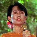 Burmese pro-democracy leader Aung San Suu Kyi