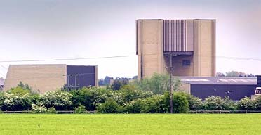Part of the Selby mine complex in Yorkshire