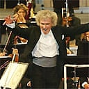 Sir Simon Rattle conducts the Berlin Philharmonic