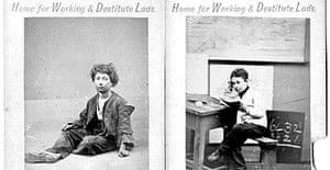 Barnardo's campaign 1870s