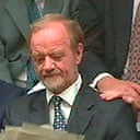 Robin Cook makes his resignation speech to the Commons