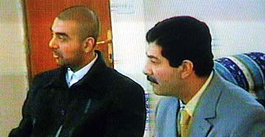 Uday Qusay Hussein