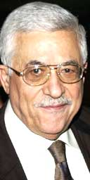 Mahmoud Abbas, who resigned as Palestinian prime minister on September 6 2003
