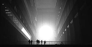 Rob Gardiner's image of Olafur Eliasoon's Weather Project at Tate Modern