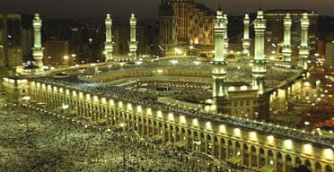 Muslims gather in Mecca for the culmination of the annual Hajj pilgrimage