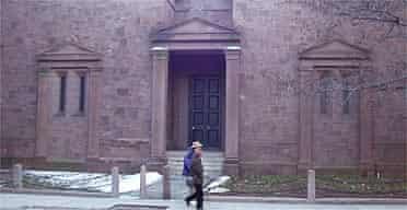 Skull and Bones lodge, Yale university