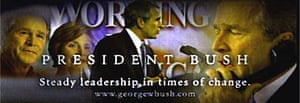04.03.2004: George Bush election advert