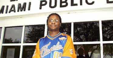 Student Roberson Gelin, Miami