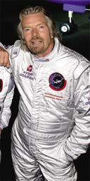 Virgin chairman Richard Branson