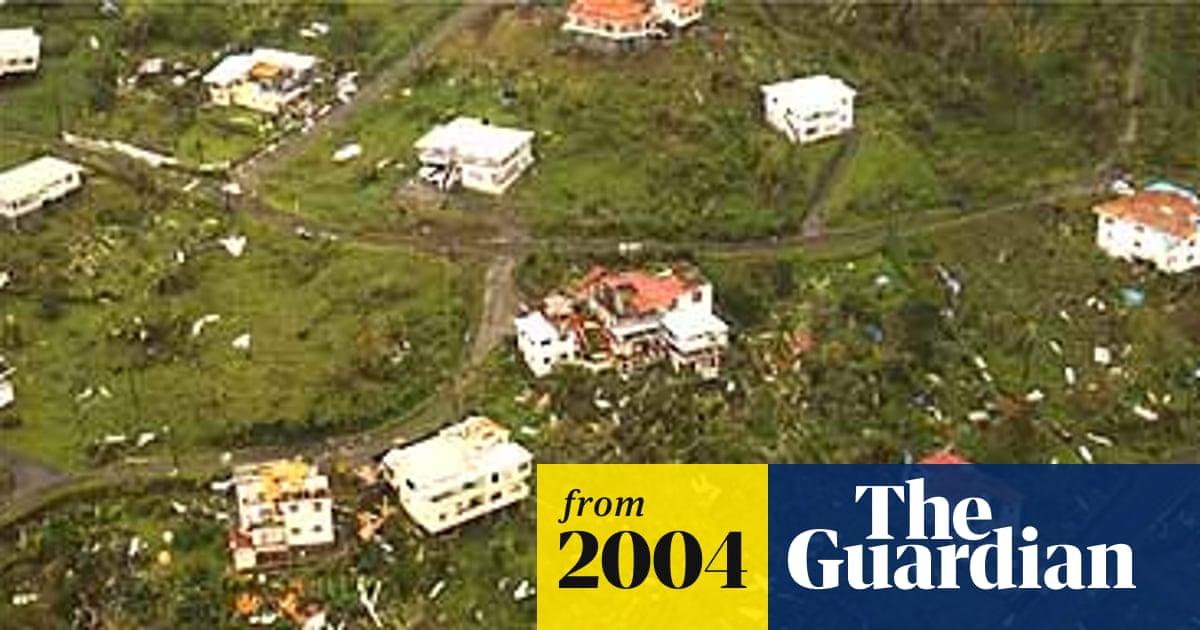 Hurricane Ivan devastates Grenada | Environment | The Guardian