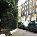 Connaught Square, where Tony Blair has just bought a house