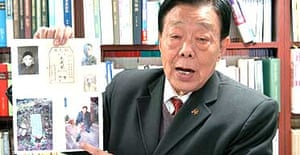 Biological weapon survivor Fang Shiwei