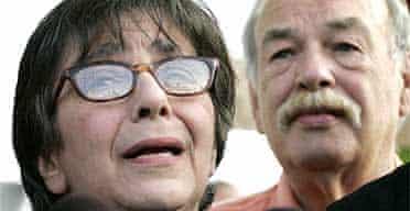 Mary and Bob Schindler, Terri Schiavo's parents