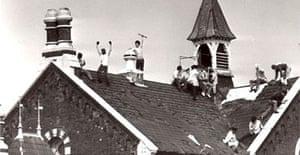 Strangeways prison rooftop protest, 1990
