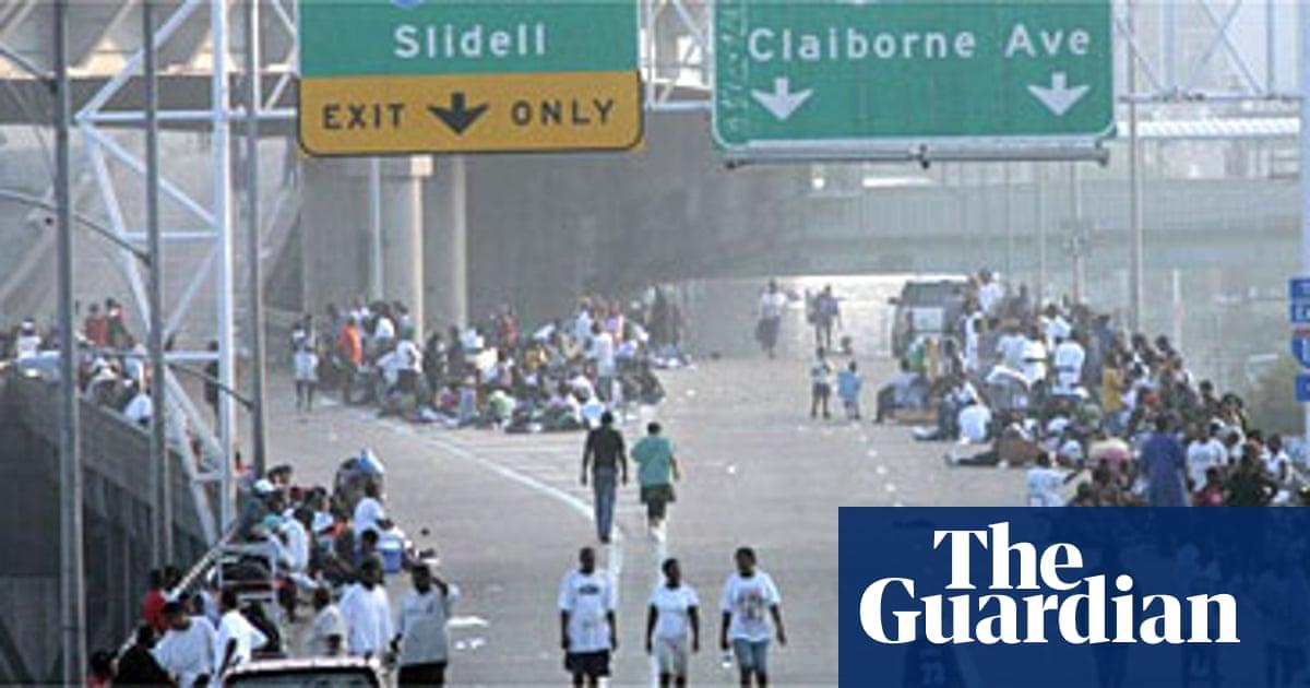 Attacks hinder evacuation effort | US news | The Guardian