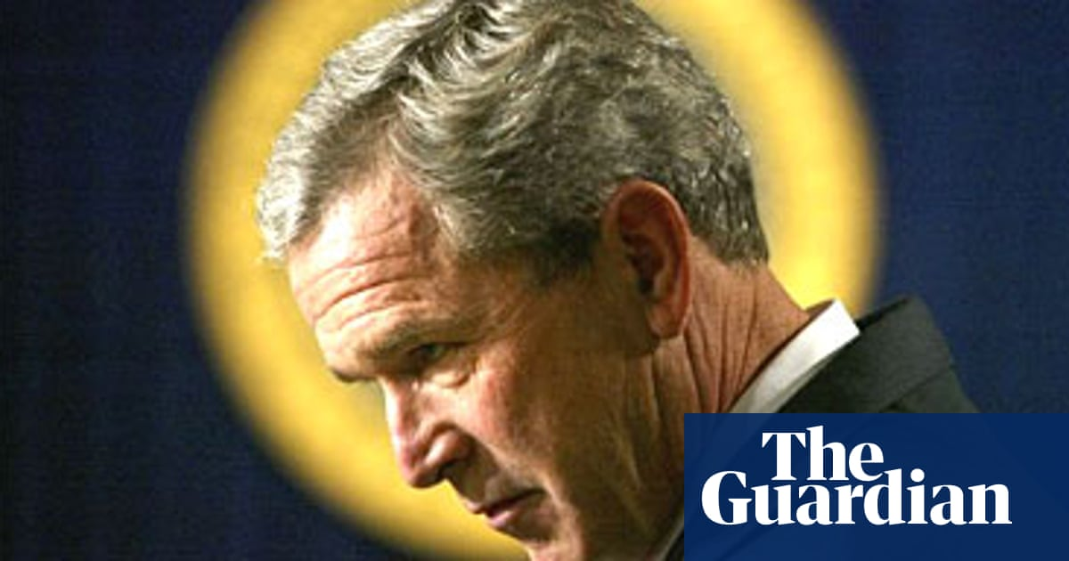 George Bush: 'God told me to end the tyranny in Iraq' | World news