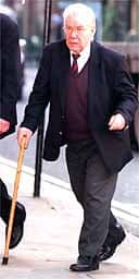 Anthony Sawoniuk, pictured in 1999