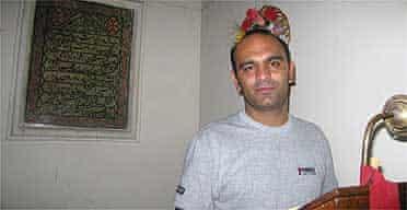 Iranian lay preacher Stephen Kambiz Jaeintan