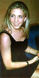 Lucie Blackman, whose remains were found inside a cave in a Japanese fishing village in 2001