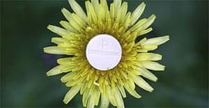 A Piriton tablet