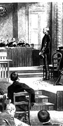 The trial of Captain Alfred Dreyfus