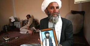 Haji Muhammad Hasan, father of Guantánamo Bay prisoner Abdullah Mujahid
