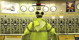 Hinkley Point nuclear power station near Bristol
