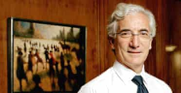 The co-founder of Apax Partners, Sir Ronald Cohen