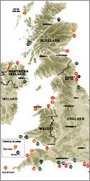 50 best British beaches