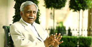 Naresh Goyal, founder and chairman of Jet Airways