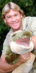 Crocodile hunter' Steve Irwin killed by a stingray
