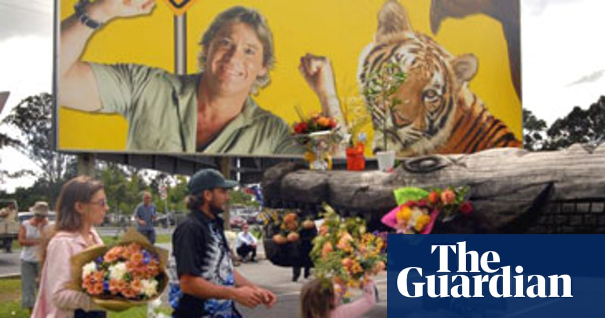 Irwin Death Film Handed To Police Media The Guardian