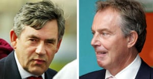 Gordon Brown and Tony Blair speak out on the Labour leadership crisis