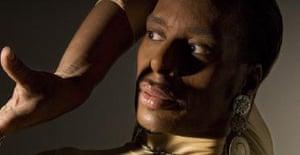 Willi Ninja, choreographer and dancer. Photograph: DanceMusicDiva.com/AP