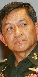 Thailand's coup leader General Sondhi