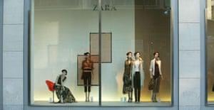 Zara, Oxford Street, London