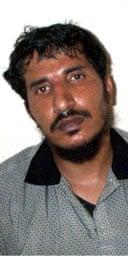 Omar al-Farouq, suspected to be a senior al-Qaida terrorist