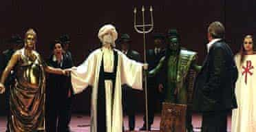 Mozart's Idomeneo, which has been cancelled by the Deutsche Oper
