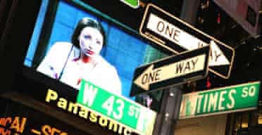 A free screening in Times Square of the Met's live performance of Madame Butterfly attracted huge crowds