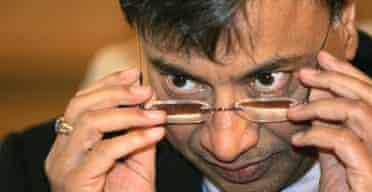 Mittal chairman Lakshmi Mittal