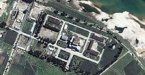 North Korean nuclear facility