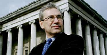 Orhan Pamuk faced a criminal trial for his comments about the genocide of Armenians in Turkey. Photograph: Eamonn McCabe