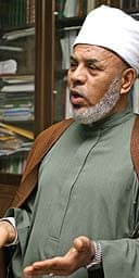 Australia's senior Islamic cleric, Sheik Taj Aldin al-Hilali