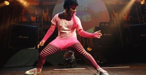 This year's UK Air Guitar Championship in London