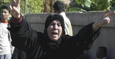 The mother of two men kidnapped at the higher education ministry in Baghdad pleads for information about her sons