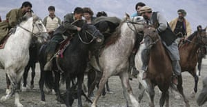 Kabul goes mad for wild sport | World news | The Guardian