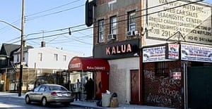 Club Kalua in the Jamaica district of Queens