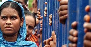 Bangladeshi factory workers