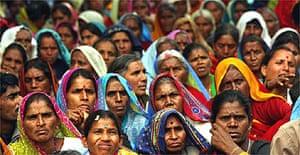 Dalit activists rally in New Delhi